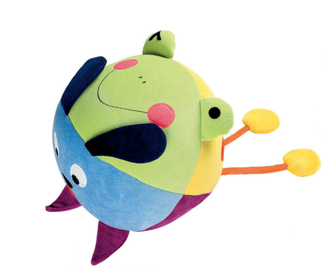 Hello mam es melhores brinquedos para crian as de 0 a 1 ano - Bichos bola en casa ...