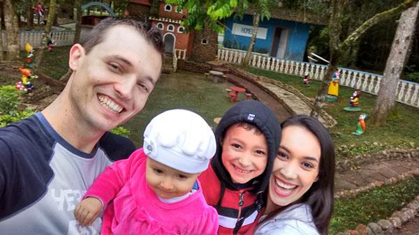 mulher e familia