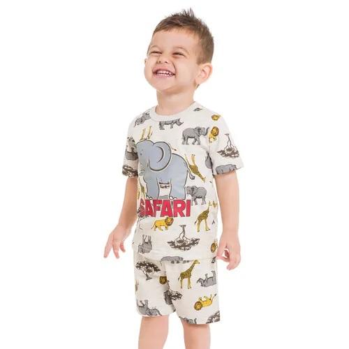 pijama safari kylly menino