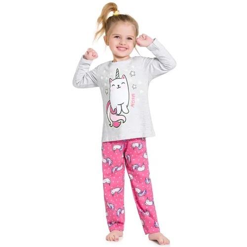 pijama manga comprida kylly menina