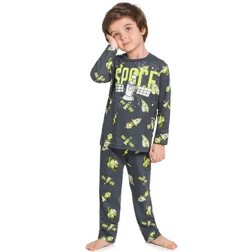 pijama manga comprida kylly menino