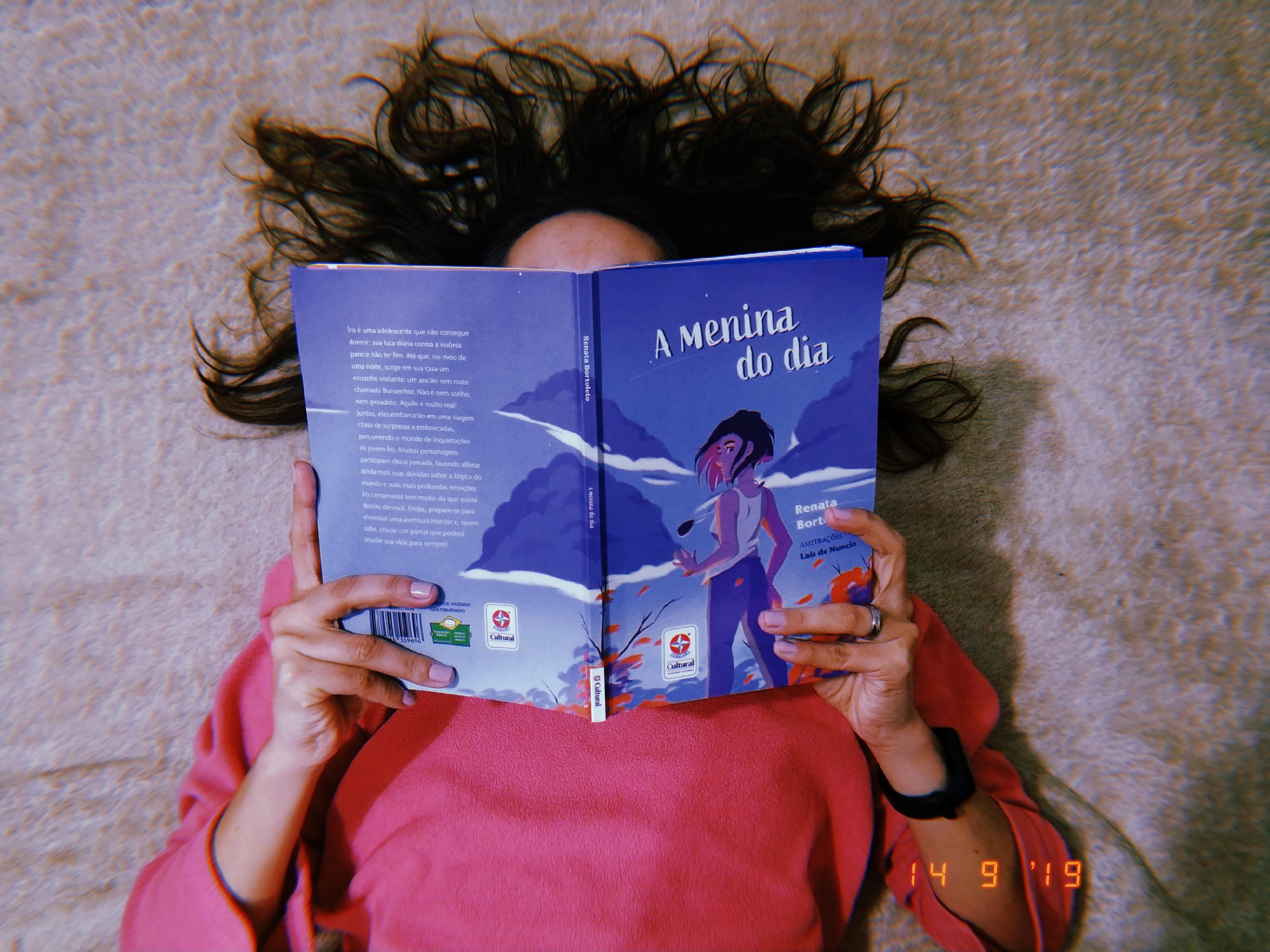 Resenha - A Menina Do Dia Da Editora Estrela Cultural