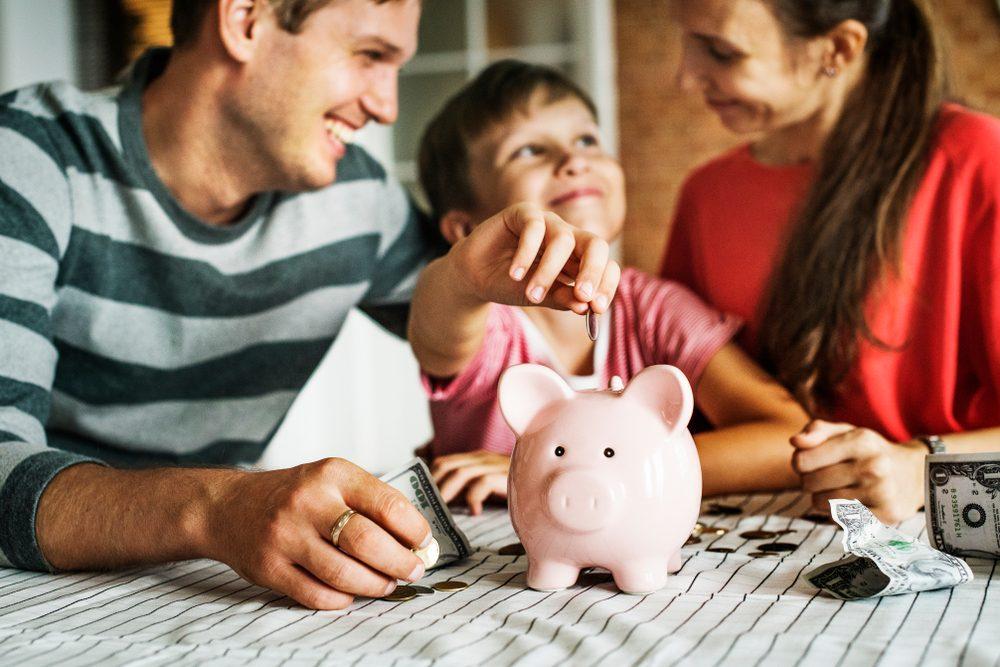 Administração Financeira Com Jogos De Tabuleiro Para Crianças