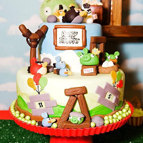 Bolo-de-Festa-de-Aniversario-Angry-Birds