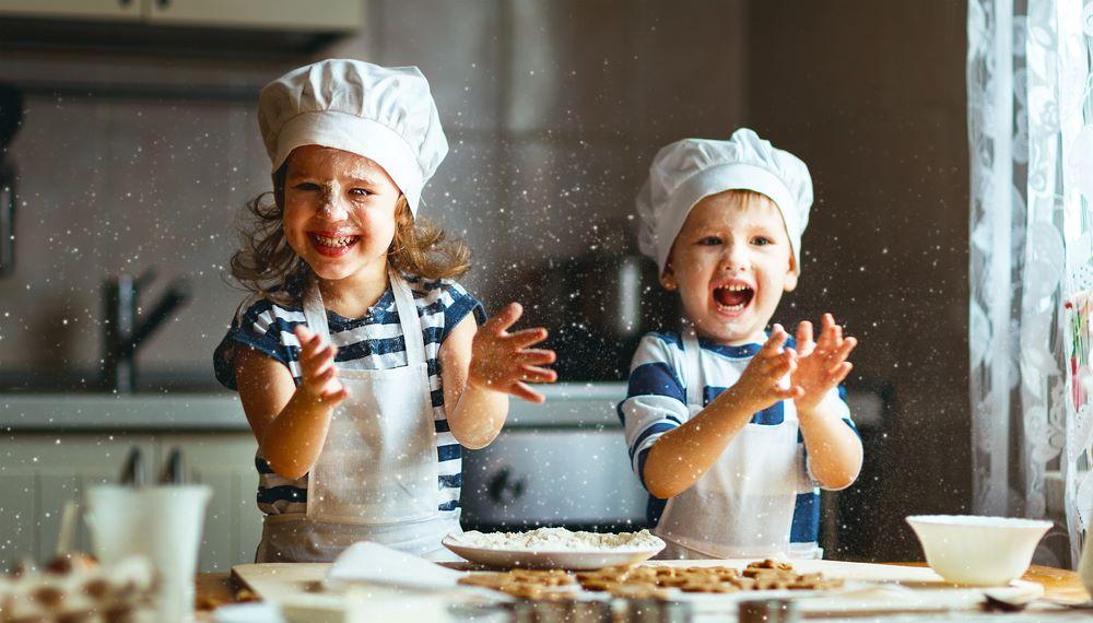 Curso De Culinária Para Crianças