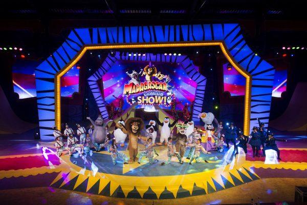 Madagascar (Beto Carrero World_Madagascar Circus Show!)