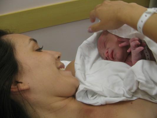 visita ao recém nascido
