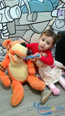 recepção infantil Barra Odonto