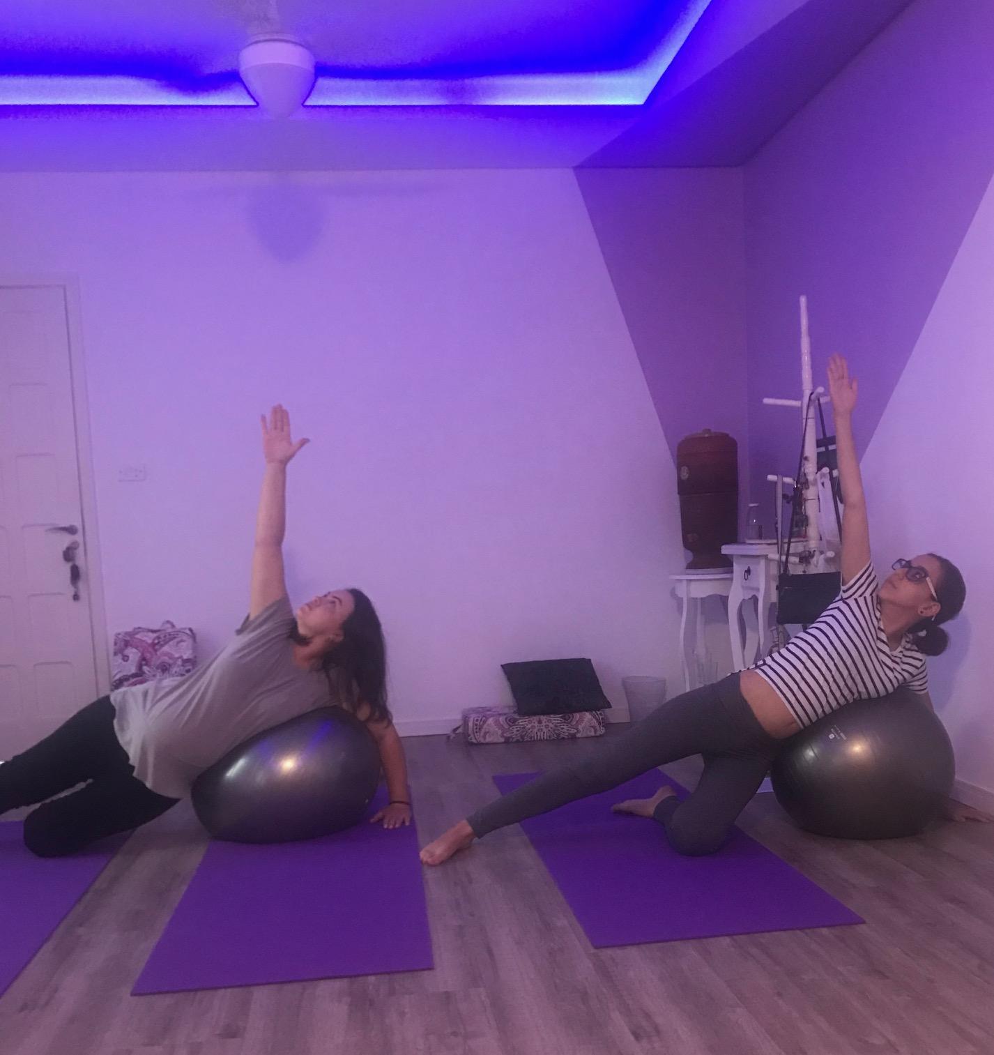 Yoga Na Gravidez - Tribo Inspire - Jaragua Do Sul