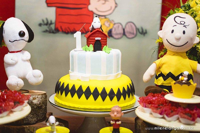 Snoopy – Decoração Para Festa Infantil