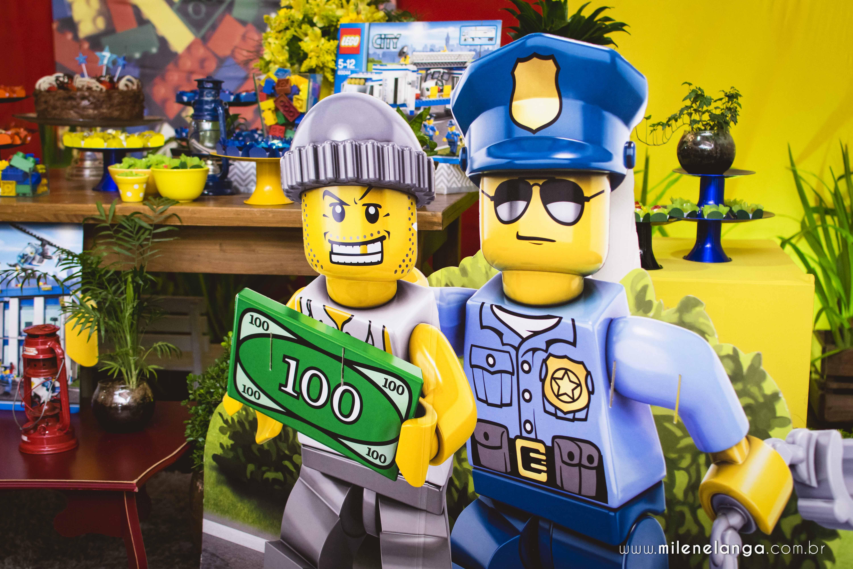 Festa Infantil :: LEGO