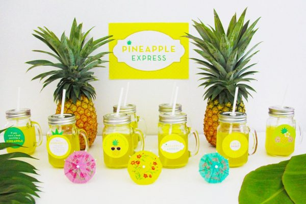 Pineapple_ party