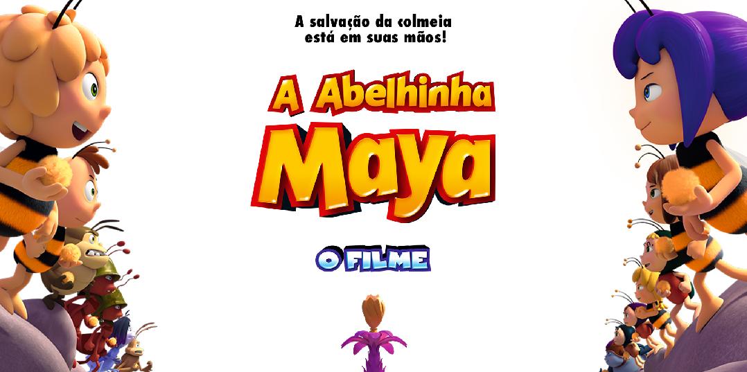 Abelhinha Maya