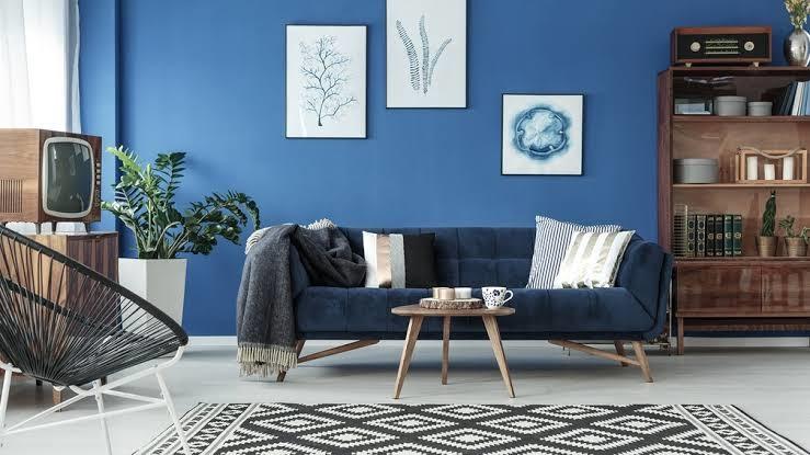Classic Blue Pantone - Decoração Casa