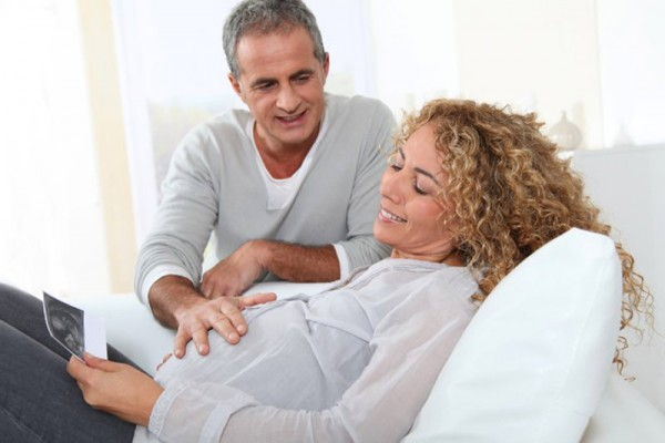 gravidez tardia positivo