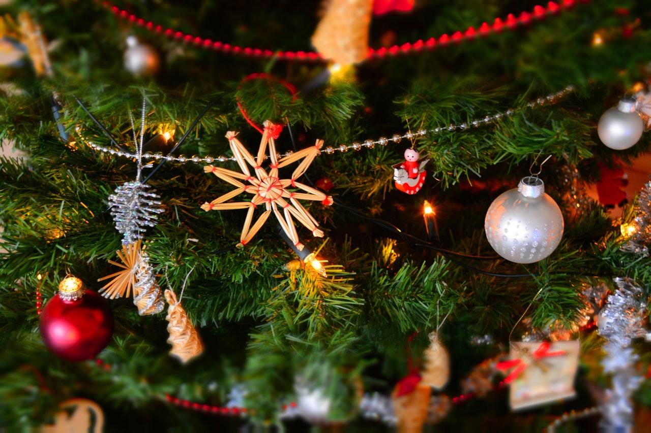 Enfeites De Natal Feitos Em Casa