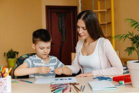 Filhos Em Casa - Vida Escolar Na Quarentena
