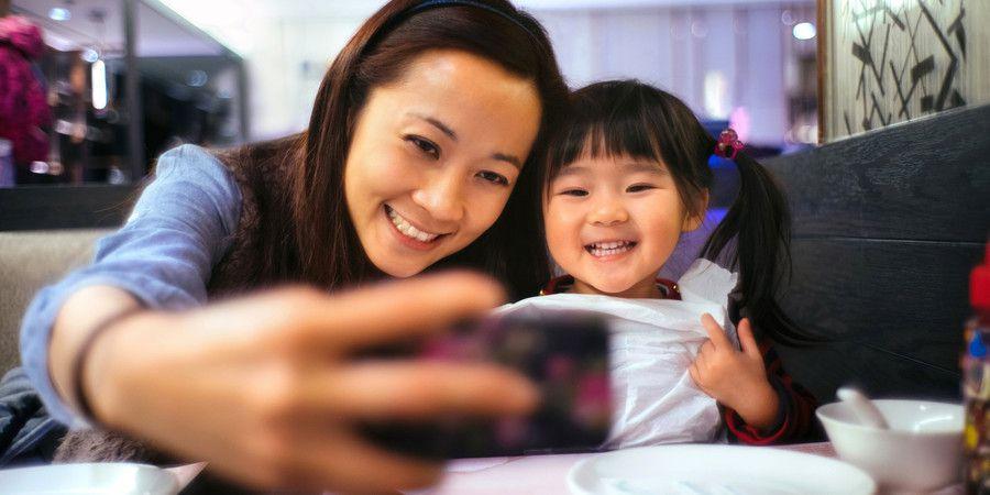 Proteger Os Filhos Nas Redes Sociais