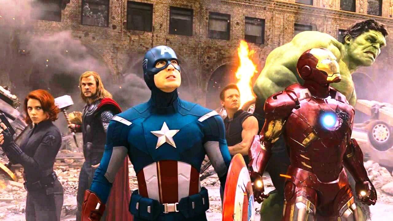 Vingadores 3: Do Cinema Para As Festas De Aniversário