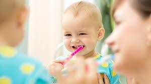A Primeira Consulta Na Odontopediatra