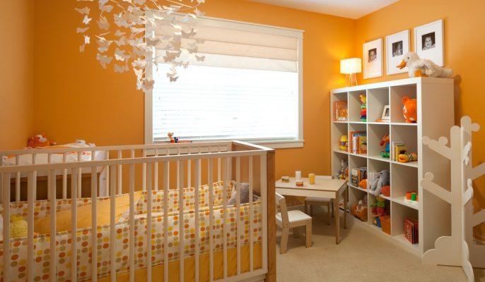 orange-quarto de bebe