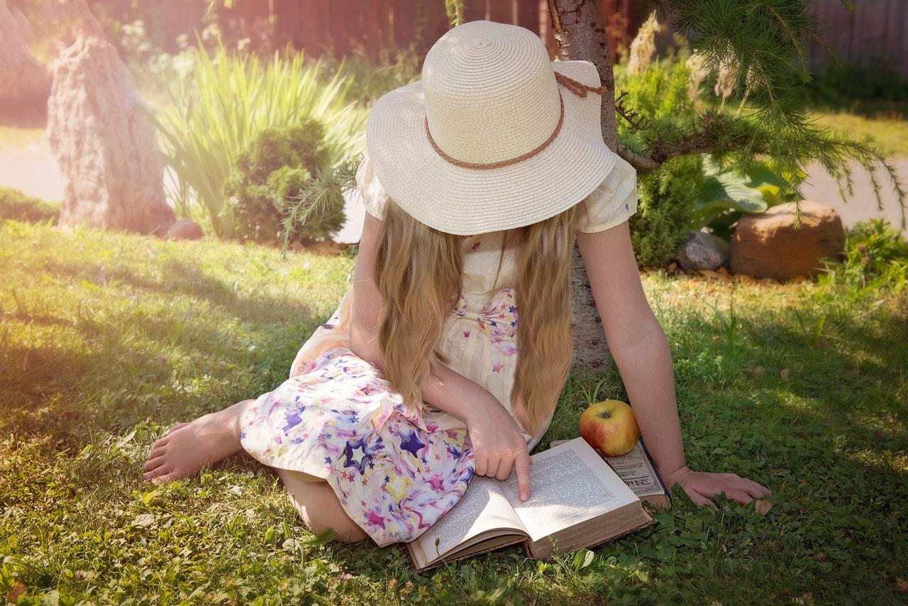 Como Ensinar Seu Filho Amar A Leitura