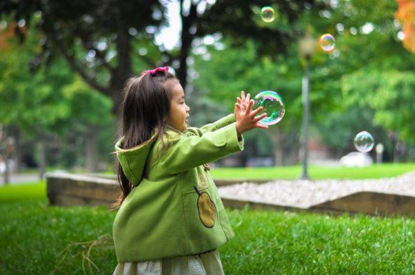 estímulo demais e concentração de menos das crianças