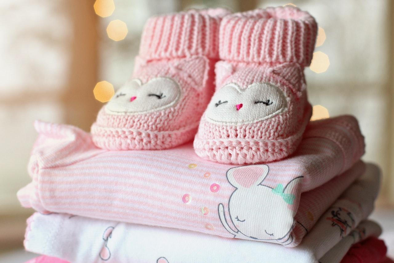 Organização Baby: Deixando As Roupas Do Bebê Organizadas
