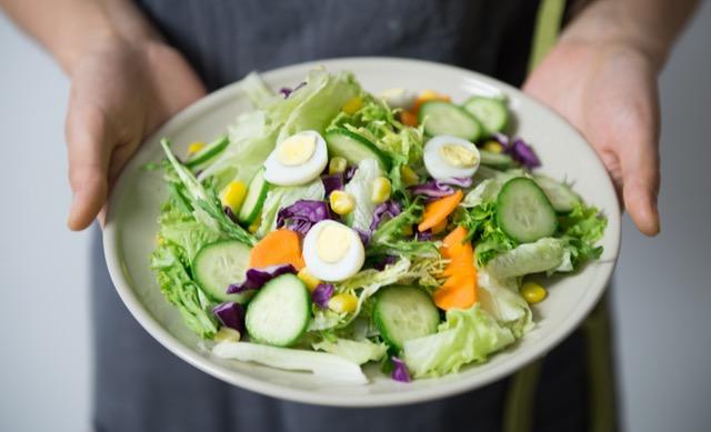 gestação saudável com alimentação saudável