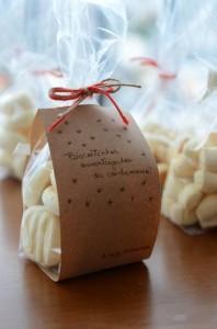 biscoito caseiro como lembrancinha para aniversario infantil