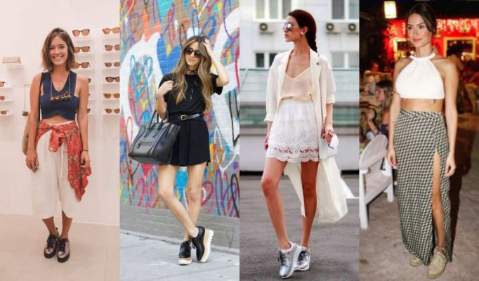 look fashion casual