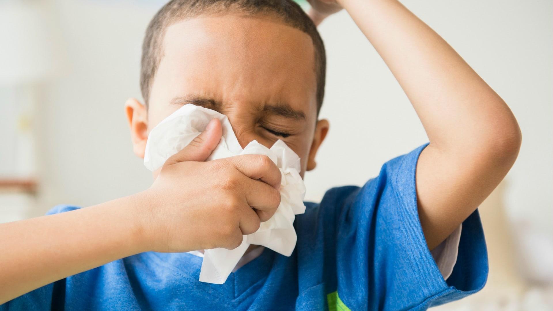 Doenças De Inverno - Coriza