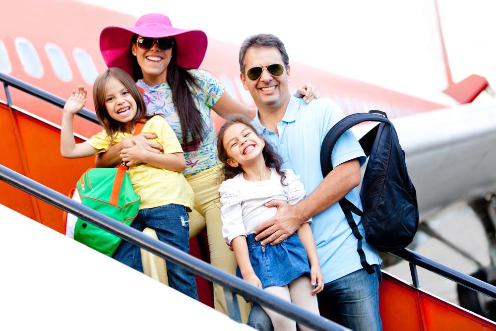 Viajar De Avião Pode Afetar A Saúde De Crianças E Adultos